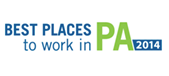 Best Places to Work in PA 2014 logo