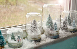 Diy Snowglobe And Sweater Knit Pillow Triple Crown Corporation