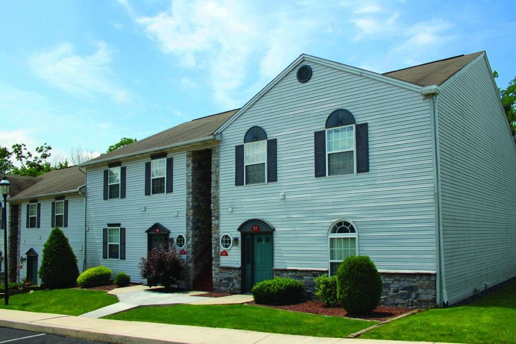 steeple chase town home exterior