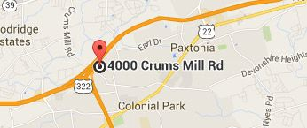 Crums Mill Business Park Map