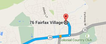 Fairfax Village Map