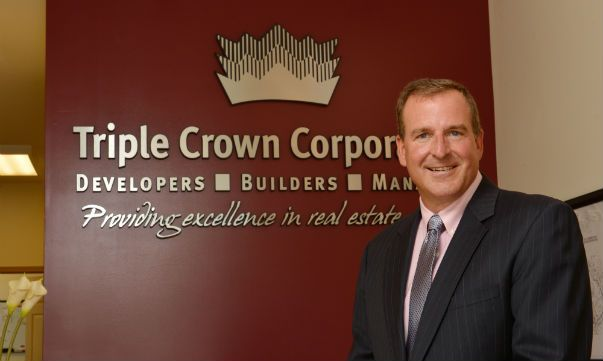 How Triple Crown Corp was founded video.