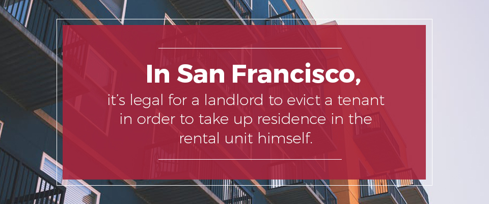 San Francisco Eviction Laws