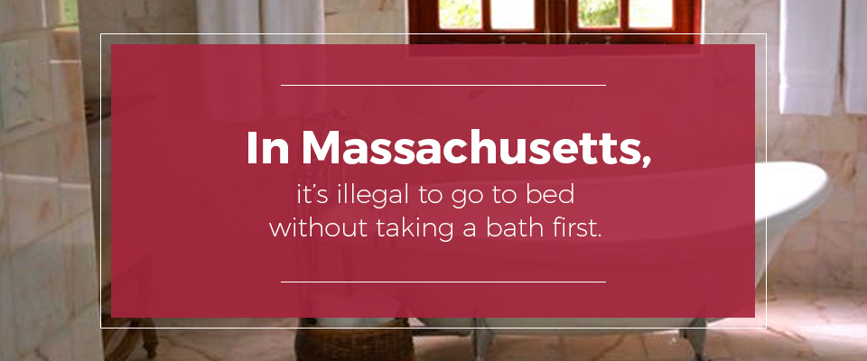 Massachusetts Tenant Bathing Laws