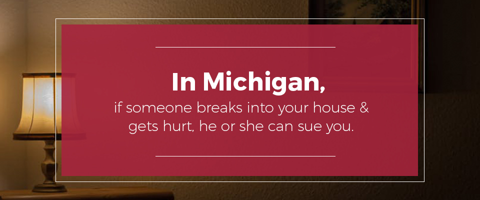 Michigan Tenant Breaking and Entering Laws