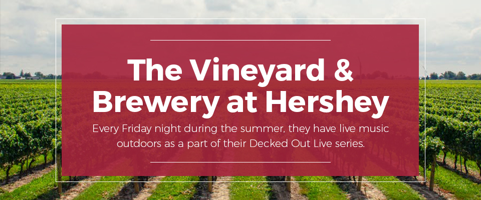 Hershey Vineyard and Brewery
