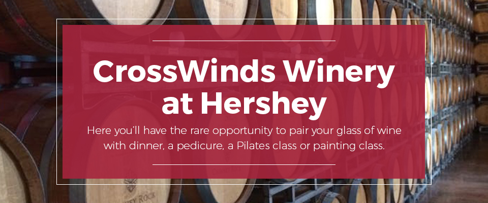 Hershey Crosswinds Winery