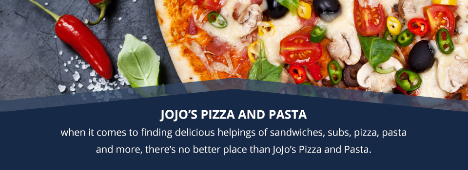JoJo's Pizza and Pasta