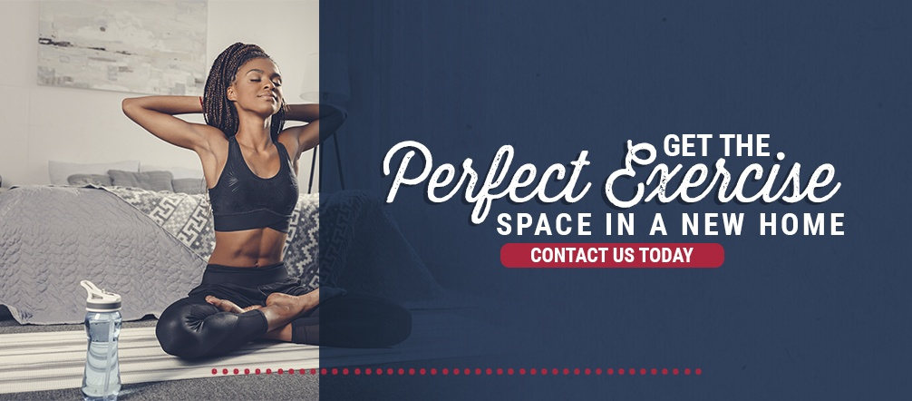 Get the Perfect Exercise Space in a New Home