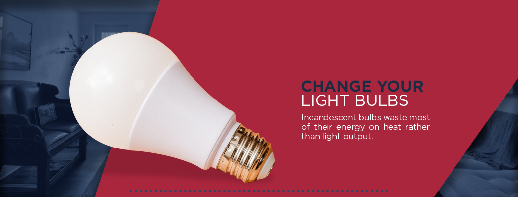 Change Your Lightbulbs