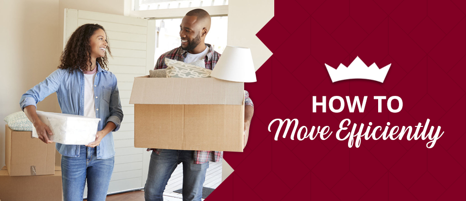 How to Move Efficiently
