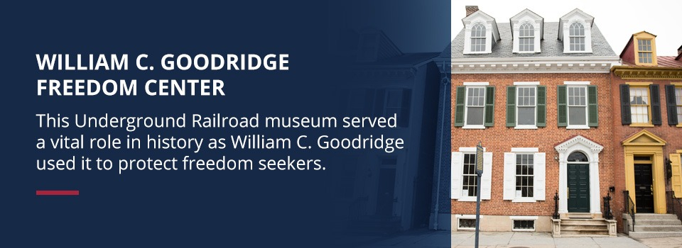 William C Goodridge Freedom Center