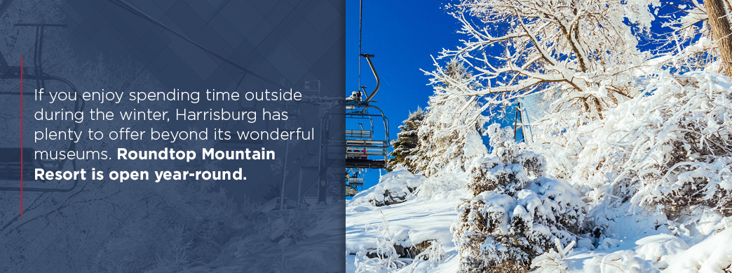 Have Adventures at Roundtop Mountain Resort